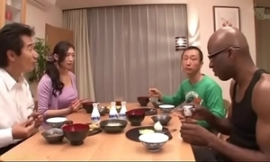 Japanese wife more than black-reiko