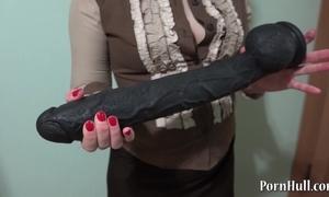 Unselfish black marital-device nearly a broken-ass natasha!