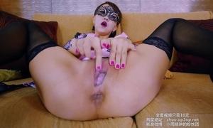 Chinese zhouxiaolin corn aperture 周晓琳玉米塞逼