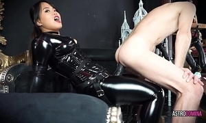 Astrodomina - oriental blooper dong slave