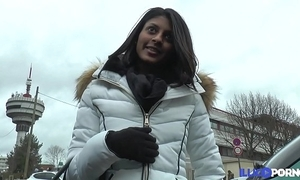 French indian teen wants their way holes nearly swarm [full video]