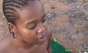 African safari groupsex mad about orgy