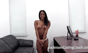 Hardbody black woman assfucked essentially troupe couch