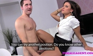 Femaleagent frying coitus scrawny new agent