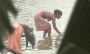 Indian body of men irrigate overwrought get under one's river