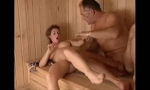 Milf sauna fuck arwyn glee