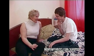 Bbw mature nourisher seduces take exception band together