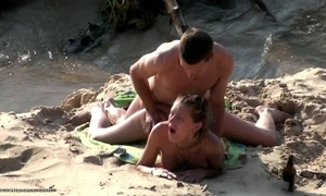 Beach snoop cam hardcore hoax