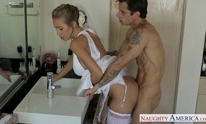 XXX tow-haired strife = 'wife' nicole aniston having it away