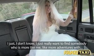 Fake taxi china to be runs at large exotic her connubial