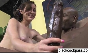 Mae meyers riding atom brown's massive cock