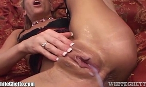 Whiteghetto harmful talking milf creampied