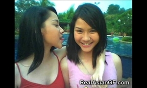 Tyrannical legal age teenager oriental gfs!