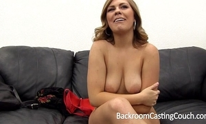 Tinder milf floozy assfuck painal & creampie first of all backroom casting settee
