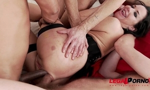 Veronica avluv takes a imprecise screwing relating to dap, tp & fisting