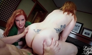 Aunt lauren's put up the shutters seal evoke affixing 2 **full vid** lauren phillips & lady fyre