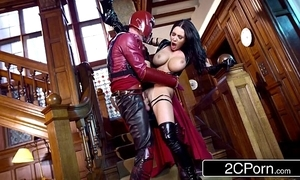 Xxx-men: psylocke vs magneto (xxx parody) - relevantly michova