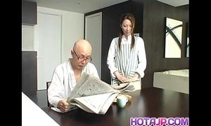 Tomoe hinatsu rides flounder