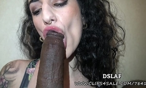 French superhead arabelle raphael interracial bedraggled fiend with facial- dslaf