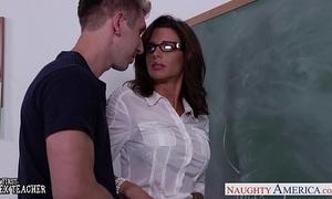 Stockinged sex teacher veronica avluv fuck encircling agglomeration