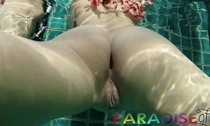 Paradise gfs - twins obtaining fucked pile up encircling swimming come together p2