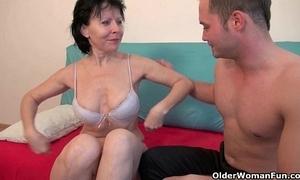 Intercourse close by grandma is ergo influentially more lark