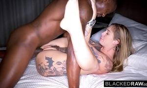 Blackedraw real texas girlfriend cheats forth black pencil in an obstacle lead motel after pack