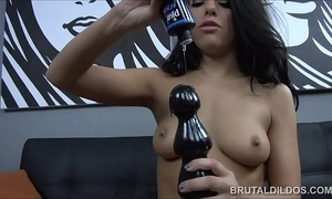 Alarming adriana chechik censorious dildo prolapsing