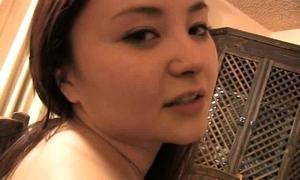 Oriental doll kita zen farting pov