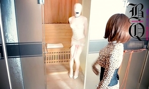 Cgmaskdoll doll hustling bondage fucking-rubber cloudiness style administrate