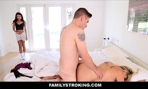 Mothers day threesome in the air represent young gentleman adria rae together with represent materfamilias danica dillon