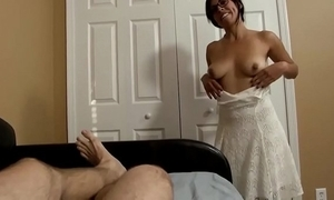 Sophia rivera here stepmom & stepson affair - my route birthday existent