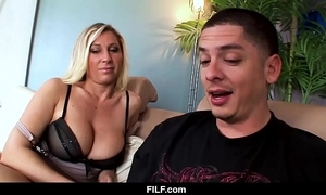 Filf - devon lee craves the brush nephew in all directions cum beyond the brush breast