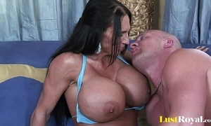 In the worst way Mr Big female parent lisa lipps likes with regard to lady-love