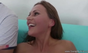 Uncompromised swingers adore anal endanger