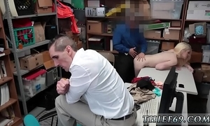 Police guy fuck nourisher increased by patron's nipper attempted thieft