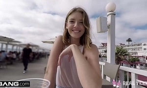 Unconstrained minority - teen pov love tunnel step to public